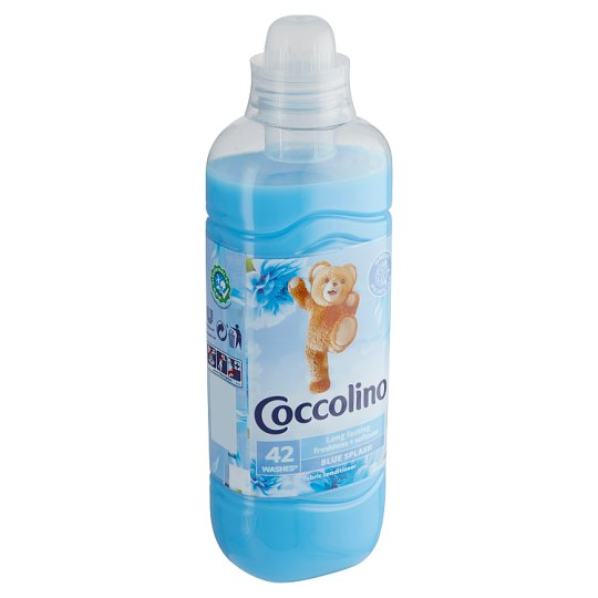 Coccolino Blue Splash koncentrovaný avivážny prípravok 42 praní 1050 ml