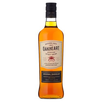 Bacardi Oakheart Original 700 ml