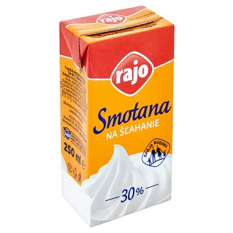 Rajo Whipping Cream 30 % 250 ml