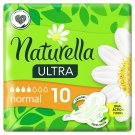 Naturella Sanitary Towels Ultra Normal Camomile, 10 Pads