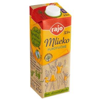 Rajo Durable Whole Milk 1 L