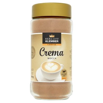 Bercoff Klember Crema Mocca Instant Coffee 160 g