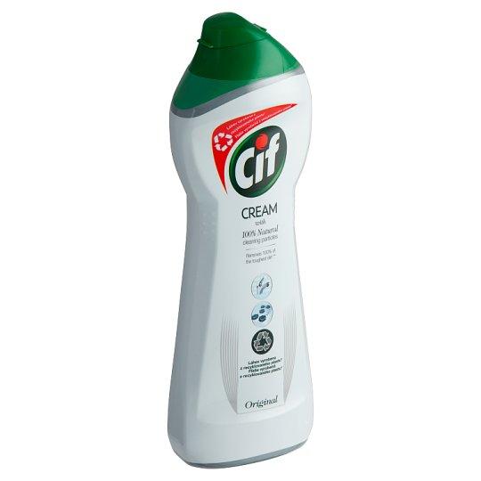 Cif Cream Original Creamy Abrasive Cleanser 250 ml