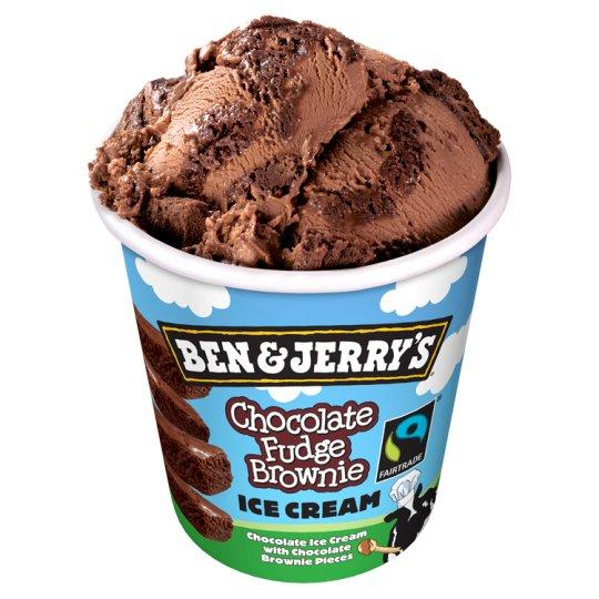 Ben & Jerry's Chocolate Fudge Brownie zmrzlina 500 ml