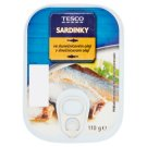 Tesco Sardines in Sunflower Oil 110 g