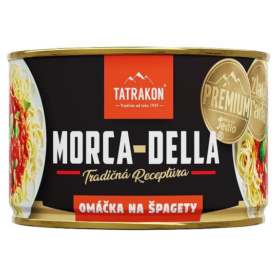 Tatrakon Morca-Della Prémium omáčka na špagety 400 g