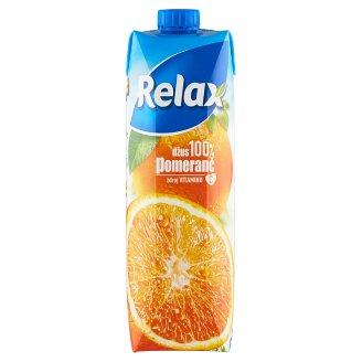 Relax 100% pomaranč 1 l