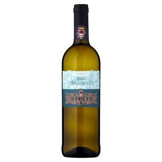 Decordi Vino Bianco suché biele víno 750 ml