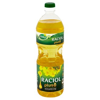 Palma Raciol Plus Rapeseed Oil with High Content of Vitamins D and E 1 L