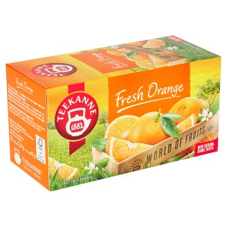 TEEKANNE Fresh Orange, World of Fruits, 20 vrecúšok, 45 g