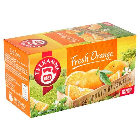 TEEKANNE Fresh Orange, World of Fruits, 20 vrecúšok, 45 g
