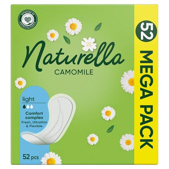 Naturella Normal Camomile Intímky 52 ks.