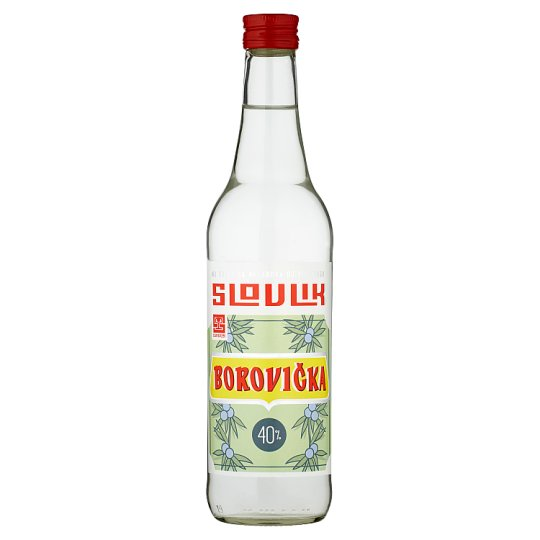 Slovlik Juniper Spirit 40% 500 ml