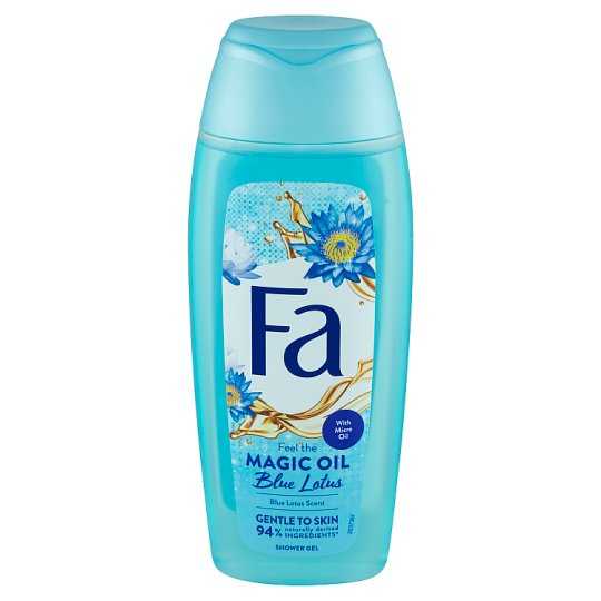 Fa sprchovací gél Magic Oil Blue Lotus Scent 400 ml