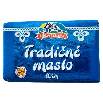 Koliba Tradičné maslo 100 g