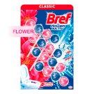 Bref Power Aktiv Flower Blossom Tough Toilet Block 4 x 50 g