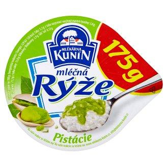 Mlékárna Kunín Milk Rice Pistachios 175 g