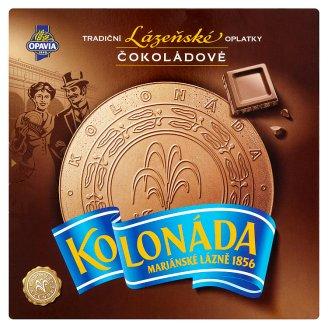 Opavia Kolonáda Čokoládové oblátky 200 g