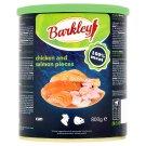 Barkley Chicken and Salmon Pieces 800 g
