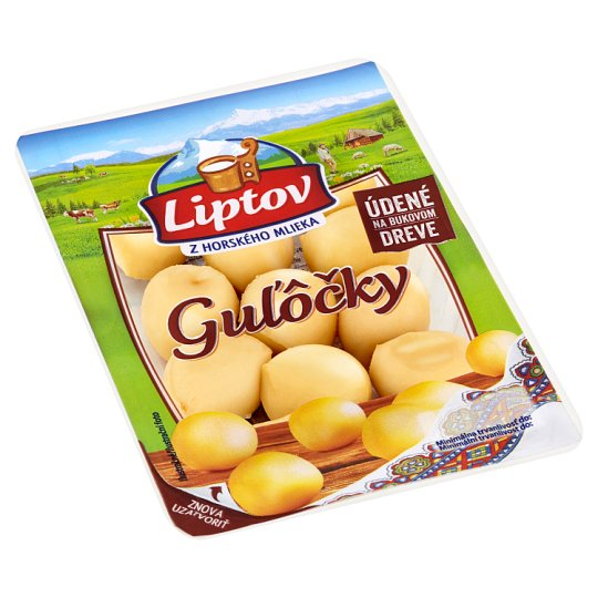 Liptov Smoked Cheese Balls 96 g