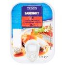 Tesco Sardinky in Tomato Sauce 110 g