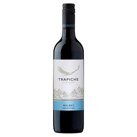 Trapiche Varietals Malbec víno červené suché 0,75 l