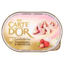 Carte d'Or Strawberry & Meringues 900 ml