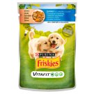 Friskies Puppy VitaFit Pocket for Puppies with Chicken and Carrots Juice 100 g