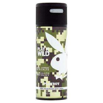 Playboy Play It Wild Deodorant Body Spray for Him 150 ml