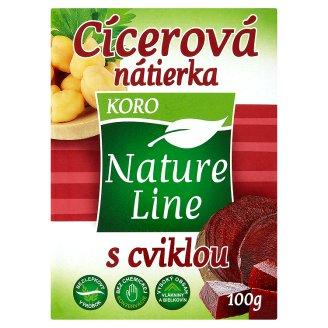 Koro Nature Line Cícerová nátierka s cviklou 100 g
