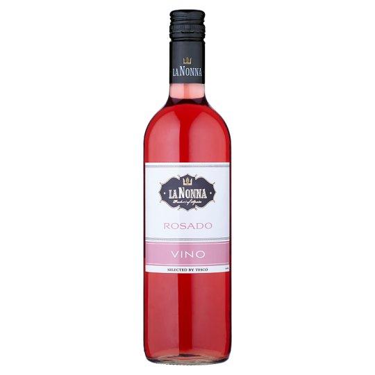 La Nonna Rosado ružové víno 750 ml