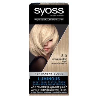 Syoss farba na vlasy Ľadový Perleťový Blond 9-5