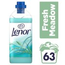 Lenor Fabric Conditioner Fresh Meadow 1,9l 63 Washes
