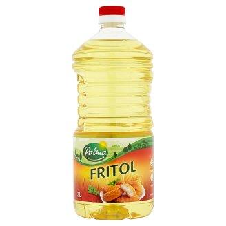 Palma Fritol Edible Vegetable Oil Multi-Species 2 L