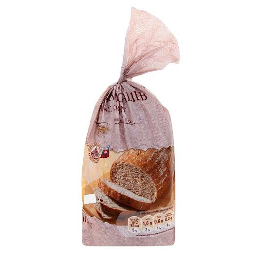 Tesco Ražný chlieb balený krájaný 500 g