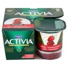 Danone Activia Fusion Strawberry - Pomegranate Yoghurt 4 x 125 g