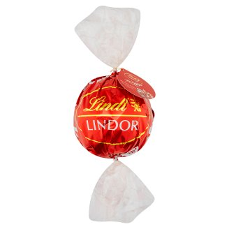 Lindt Lindor Milk Chocolate Truffles with a Smooth Melting Filling 550 g