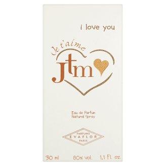Evaflor Jtm I love you dezodorant v spreji 30 ml