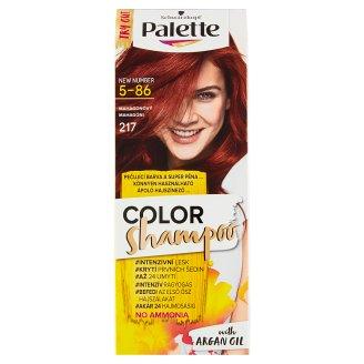 Schwarzkopf Palette Color Shampoo farba na vlasy Mahagónový 5-86 (217)