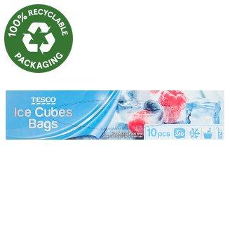Tesco Ice Cubes Bags 10 pcs