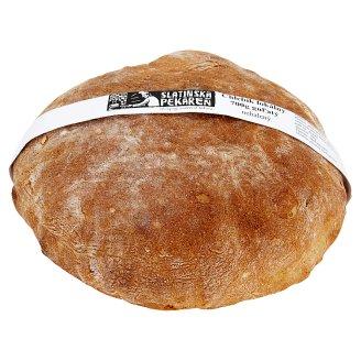 Slatinská Pekáreň Local Round Bread 700 g