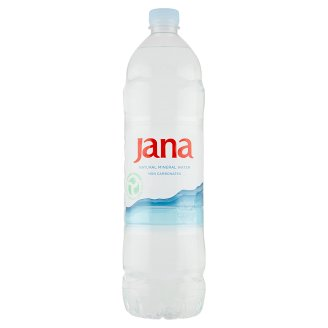 Jana Natural Mineral Water Non Carbonated 1.5 L