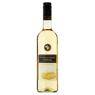 Vineyards World Wines Chardonnay biele víno suché 750 ml