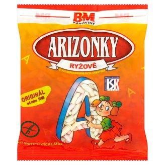 BM Kávoviny Arizonky ryžové 60 g
