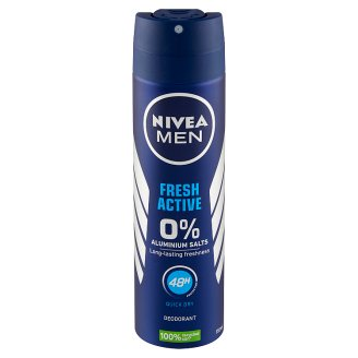 Nivea Men Fresh Active Sprej dezodorant 150 ml