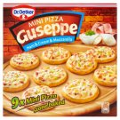 Dr. Oetker Guseppe Mini Pizza Ham & Cream & Mozzarella 9 ks 270 g