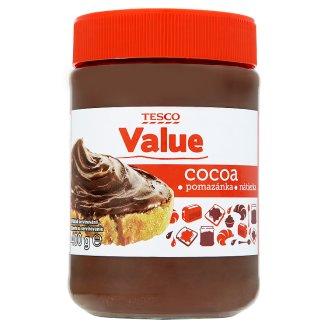 Tesco Value Kakaová nátierka 400 g