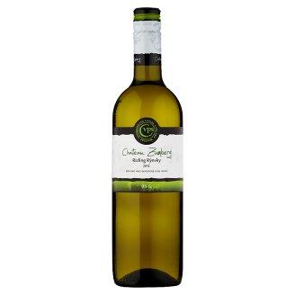 VPS Chateau Zumberg Rizling rýnsky akostné víno odrodové biele suché 0,75 l