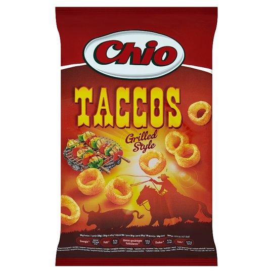 Chio Taccos smažený pšenično-zemiakový snack s pírchuťou taccos 65 g