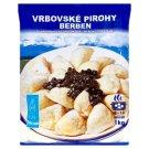 Dobrý gazda Vrbovské pirohy Berben tvarohovo čučoriedkové hlbokozmrazené 1 kg